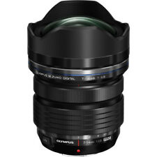New Olympus M.ZUIKO Digital ED 7-14mm f/2.8 PRO Lens
