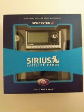 New sealed Sirius Sportster 4 Sp4-Tk1 Xm Satellite Radio Receiver W/Car Kit sp4