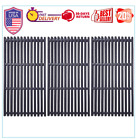 17 inch Matte Cast Iron Cooking Grid Replacement for Charbroil Tru-Infrared HOT