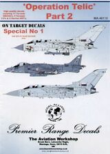 Model Alliance 1/48 Operation Telic Part 2 Panavia Tornado GR.4/GR.4A # 48110