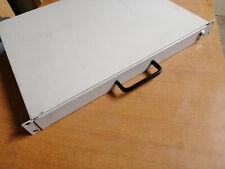 Cassetto Porta Tastiera 1U per Armadi Rack 19 con Serratura