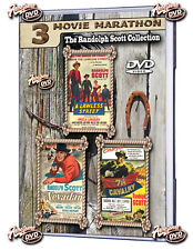 Randolph Scott Favorites on DvD- A Lawless Street- The Nevadan- 7th  Cavalry