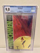 Watchmen #1 Cgc 9.0 Nm- 1st Rorschach Ozymandias Dr Manhattan Dc 1986 not 9.8