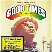 Norman Jay Presents - Good Times - London CD *New and Sealed* Fast UK Ship