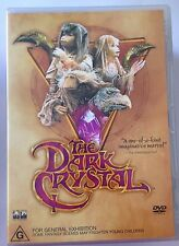 THE DARK CRYSTAL  R4 DVD FREE POST