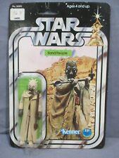 STAR WARS Vintage SAND PEOPLE 100% Complete Tusken Raider Action Figure 1977