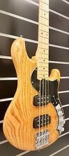 FENDER AMERICAN DELUXE DIMENSION BASS IV NATURE*POWERFULL HIGH OUTPUT HUMBUCKER*