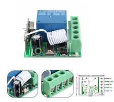 12V10A 1CH 433MHZ Relay DC Wireless RF Remote Control Switch Receiver