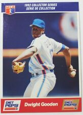 1992 Dwight Gooden Diet Pepsi Collector's Series Card # 2 of 30