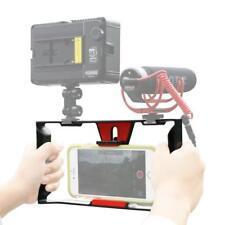 Filmmaking/Recording/Vlog Rig Case,Mount Stabilizer f Smartphone,iPhone (U-Rig)