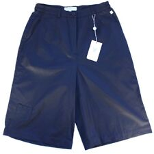 "LYLE & SCOTT Ladies SHORTS Cotton Sport Golf NAVY Blue KL 200 | 28-30"" Size 8"