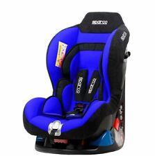 SPARCO Child Seat F5000K BLUE 0-18 kg  Homologation ECE R44/04