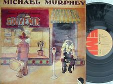 Michael Murphy ORIG NZ LP Cosmic cowboy souvenir VG+ '73 EMI Country Pop Rock