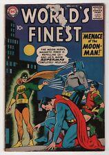 Worlds Finest #98 Green Arrow by Jack Kirby 1958 DC Superman, Batman, Robin