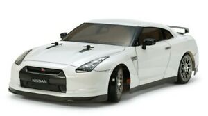 Tamiya TT-02D Nissan R35 GT-R 1/10 Scale Chassis RC Drift Car Kit OZRC JL