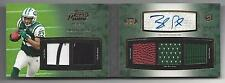 BILAL POWELL 2011 TOPPS PRIME LEVEL 2 BOOK 5 PIECE JETS PATCH AUTO RC #D 1/15