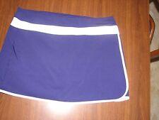 Women's MTA SPORT, purple,Stretch Skirt/ Shorts, Tennis, golf  Skort Size XL
