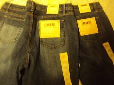Ladies Bitten Jeans 2 Pair Adult Size 12 Regular 35 Waist x 30 Length NWT!