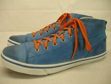 Mens 12 M Timberland Earthkeepers Hookset Camp Chukka Boots Blue Sneaker leather