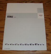 Original 2004 Volvo Full Line Sales Brochure 04 C70 S40 S60 S80 XC70 XC90