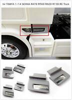 For TAMIYA 1/14 SCANIA R470 R560 R620 R730 RC Truck Repair Parts Air Spoilers