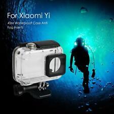 Para Xiaomi Yi 4K 4K+ Lite Discovery 45M Estuche Impermeable Anti Niebla Insertos