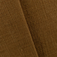 Caramel Brown Basketweave Home Decorating Fabric, Fabric By The Yard