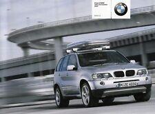 toutes les parties E53 BMW X5 3.0d 04-06 Sterling Grey-M57TUD30 218hp Breaking