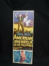 American Gorilla In the Phillipines Movie Poster Lot 58