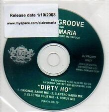 (181A) Leisure Groove, Dirty Ho ft Claire Maria - DJ CD