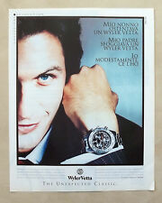 C148-Advertising Pubblicità-1998- WYLER VETTA CRONOGRAFO AL QUARZO