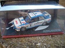 DIE CAST BMW M3 BASSAN / RODRIGUEZ ASTURIAS 1989 SCALA 143