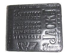 Jack Daniels Lynchburg Lore Bill Fold Wallet