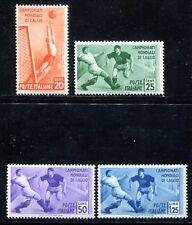 ITALIEN 1934 479-482 ** POSTFRISCH TADELLOS FUSSBALL WM 150€(A8210
