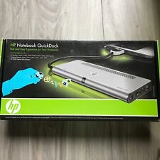HP Notebook QuickDock Fast and Easy Expansion ES631AA HSTNN-WX05