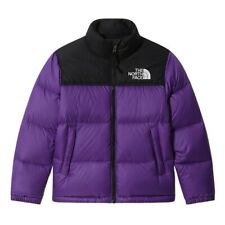 The North Face Y 1996 Retro Nuptse Jacket Piumino B Unisex NF0A4TIM NL4 Peak Pur