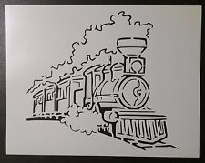 Locomotive Train Steam Engine 11