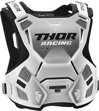 2019 Xl/2xl Adult Thor Guardian MX Body Armour Motocross Enduro White