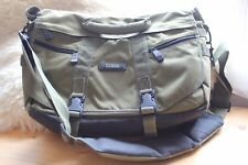 Green Tenba Messenger Style Camera Bag