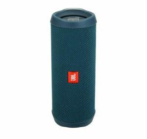 JBL Flip 4 Ocean Blue Portable Bluetooth Speaker