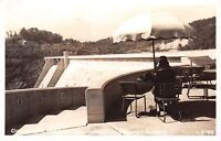 Kingston-Norris Dam Tennessee~View From Restaurant Patio RPPC c1950