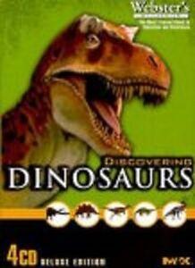Webster's Millennium Discovering Dinosaurs
