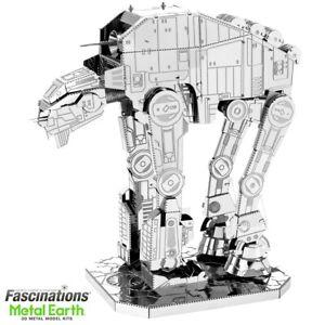 Metal Earth Star Wars AT-M6 ASSAULT Walker 3D Laser Cut DIY Model Building Kit