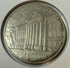 (KR7)  1932 Estonia  2 Krooni