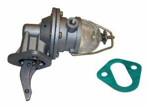 Fuel Pump w/o Vacuum Pump For Jeep 1955 To 1971 CJ5 4-134 F-Head CR-J0912017