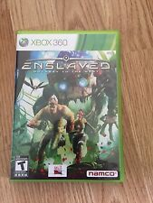 Enslaved: Odyssey To The West Xbox 360 Game Complete Cib Nice Shape SB1