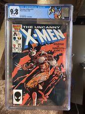 Uncanny X-Men 212 Marvel 1986 CGC 9.8 Wolverine vs. Sabretooth💎 FREE SHIP 🔥