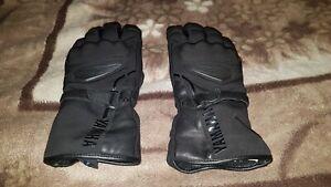 YAMAHA Y-PRO ICE Winter Motorcycle Gloves  XXL WATERPROOF