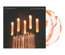 City and Colour - Guide Me Back Home (Bone & Orange Swirl C&C Exclusive Variant)