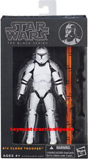STAR WARS 2013 BLACK SERIES 6 Inch WAVE 4 CLONE TROOPER #14 MIMP Sealed IN STOCK